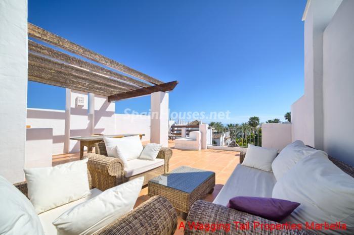 5. Penthouse duplex for sale in Estepona Málaga - For Sale: Outstanding Penthouse Duplex in Estepona, Málaga