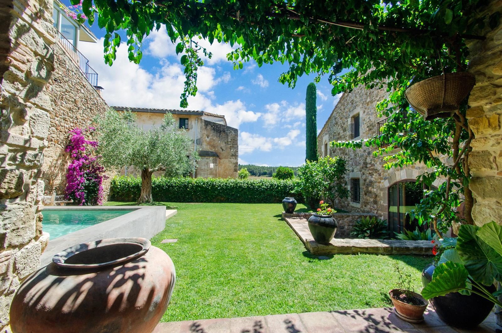 5. Villa for sale in Girona - Traditional Masia, Catalonia country house, for sale in Girona