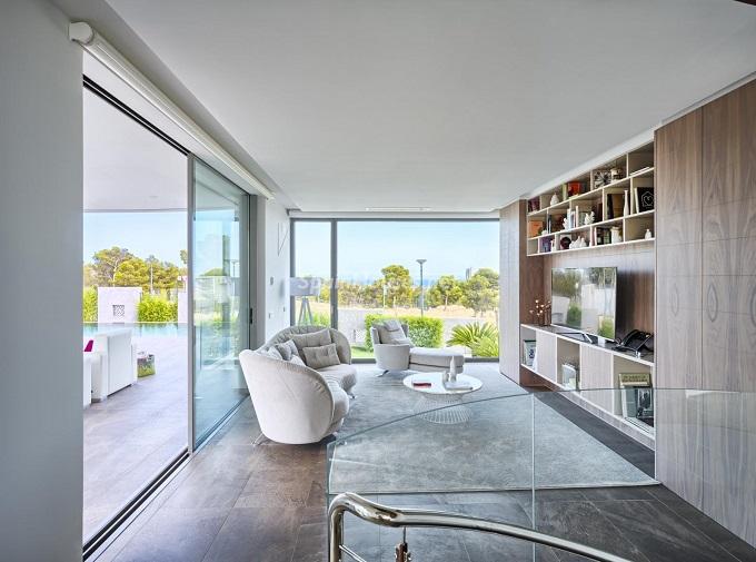 5. Villa in Finestrat Alicante designed by Gestec - Modern Villa in Finestrat, Alicante, designed by GESTEC