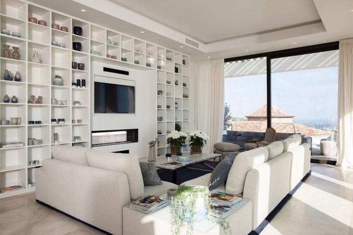 5. Villa in Marbella by Yeregui Arquitectos