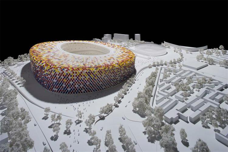 51 - FC Barcelona's Camp Nou Stadium Redesigning