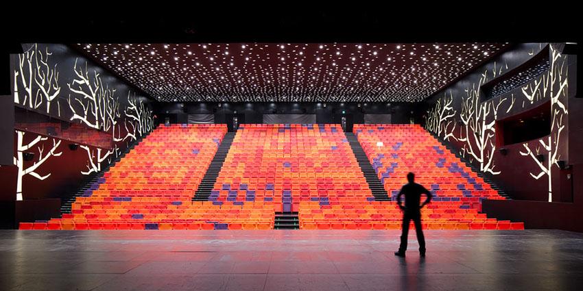 510 - La Llotja theatre and conference centre Lleida, Spain