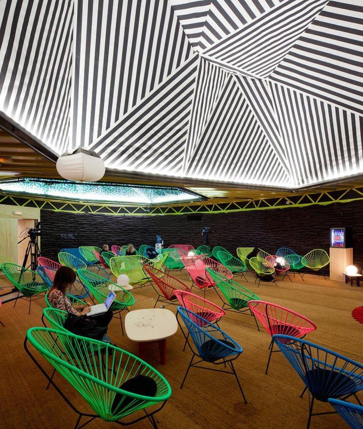 513 - Architecture: The centre of contemporary art Matadero in Madrid