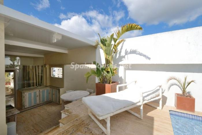 518 - Stylish Penthouse for Sale in Ibiza, Balearic Islands