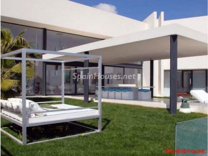 53 - Vacational rental detached villa in Ibiza (Baleares)
