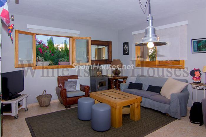 542 - Country Style House for Sale in Sant Josep de sa Talaia, Ibiza