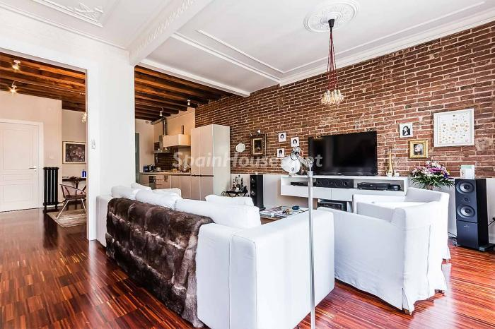 544 - Luxury Loft for Sale in Barcelona City