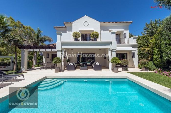 54524 767787 foto110181871 - Fantastic luxury Villa in Costa del Sol - Benahavís