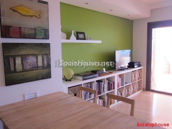 547 - Apartment with unbeatable views for sale in Sant Josep de sa Talaia, Ibiza