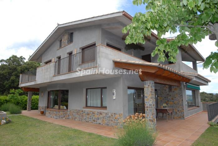 550 - Beautiful Country House for sale in Arbúcies, Girona