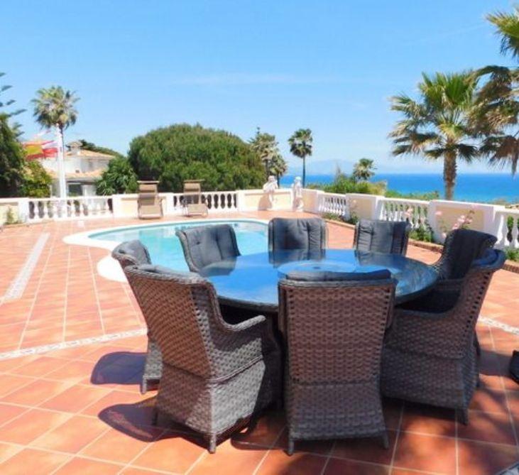 55495 1997568 foto 994864 - Panoramic views of the marina in a dream villa in Chullera (Manilva)