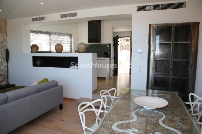 558 - Modern Style Villa for Sale in Ibiza (Baleares)