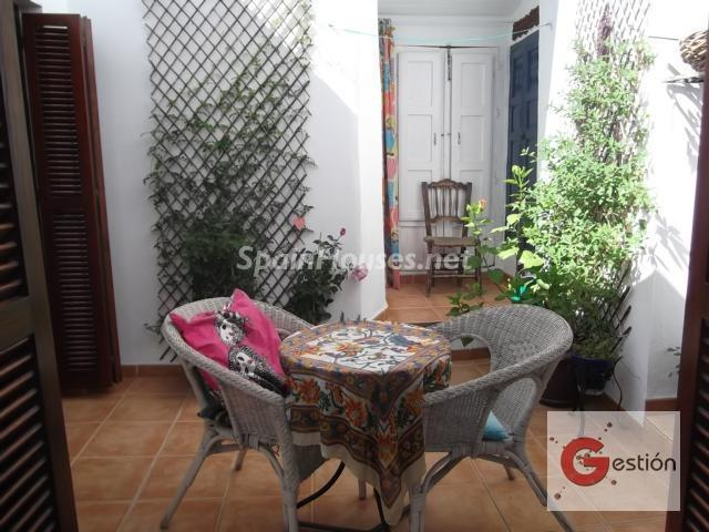 559 - Country style terraced house for sale in Salobreña (Granada)