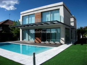 House for sale in Madrid