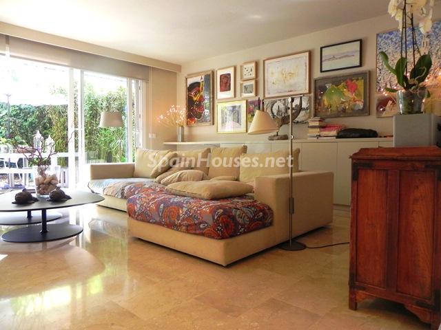 567 - Terraced Chalet for Sale in Palma de Mallorca, Balearic Islands