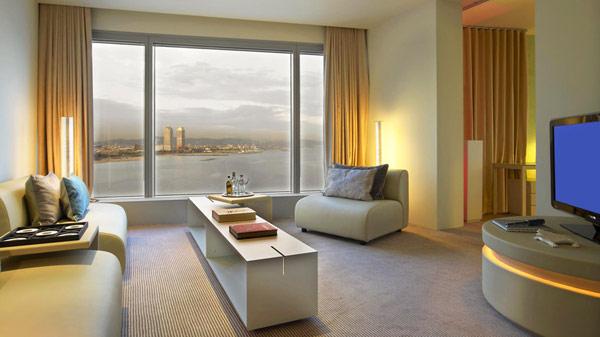 57 - Architecture: W Barcelona Hotel