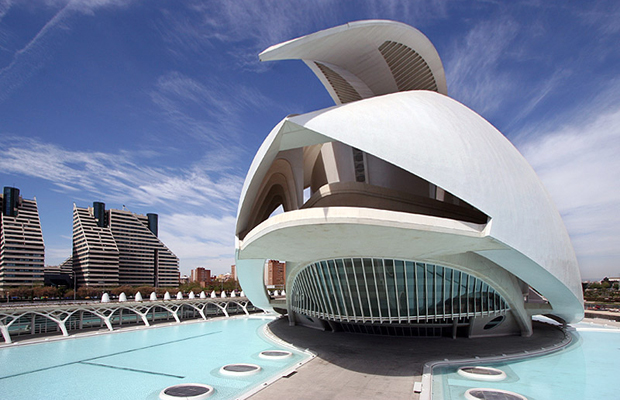 59 - Architecture: Tenerife Auditorium, Canary Islands