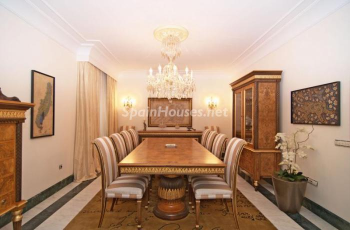6. Apartment for sale in Salamanca - Luxurious Apartment for Sale in Madrid City