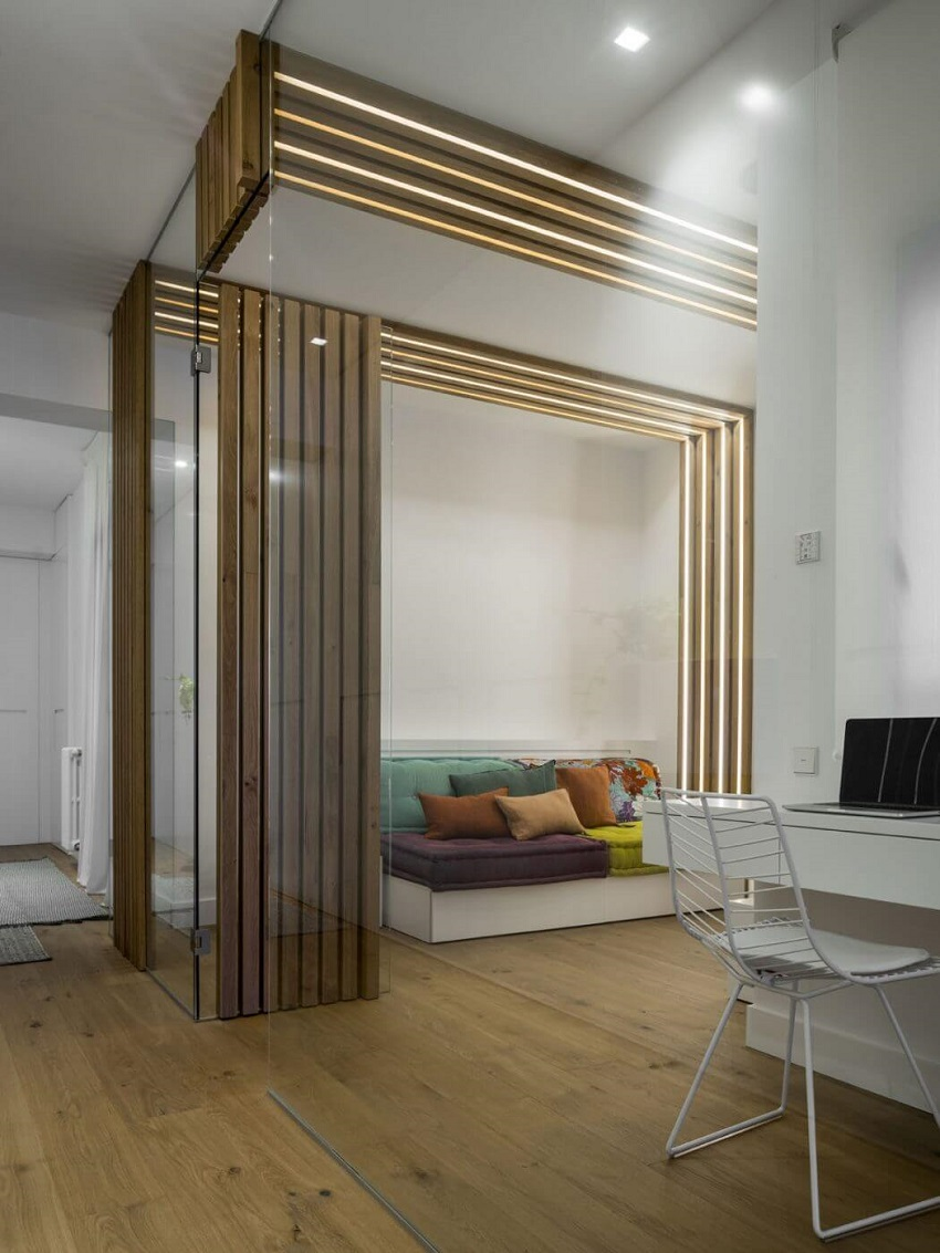 6. Apartment in Barcelona by Susanna Cots - Contemporary Apartment in Barcelona designed by Susanna Cots