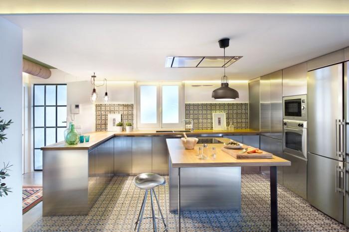 6. Apartment in Benicàssim e1461139135279 - Home Renovation in Benicassim (Valencia) by Egue & Seta