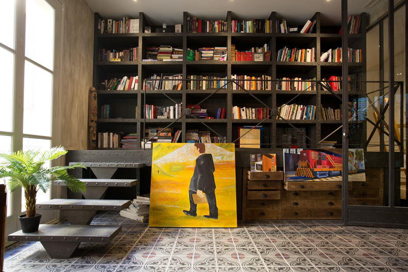 6. Apartment in Madrid