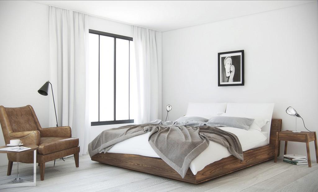 Attic apartment in barcelona by interior designer katty - Setting up an attic apartment ...