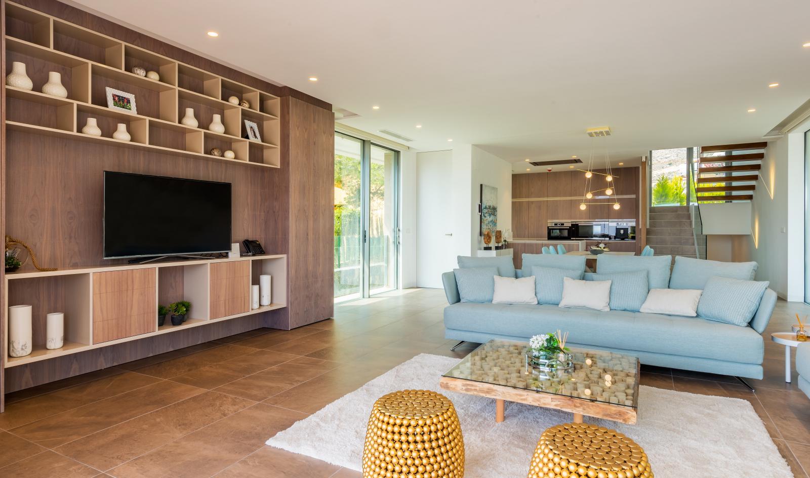 6. Brand new villa in Finestrat Alicante - Fantastic Brand New Villa in Finestrat, Alicante