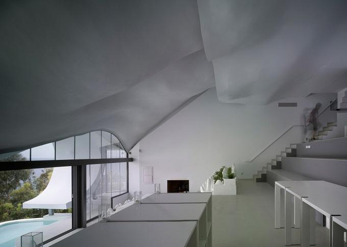 6. Cliff House by Gilbartolomé - House on the Cliff: a residence designed by GilBartolomé Architects