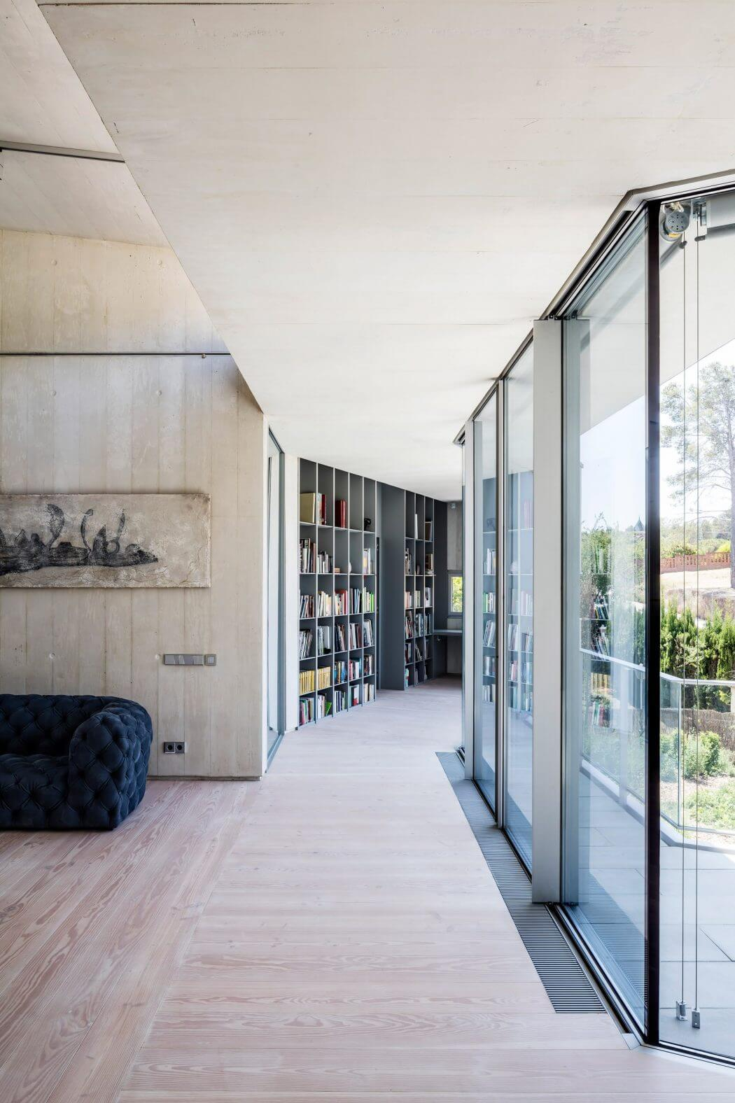 6. Contemporary Home in Barcelona by 05 AM Arquitectura - Contemporary Home in Barcelona by 05 AM Arquitectura