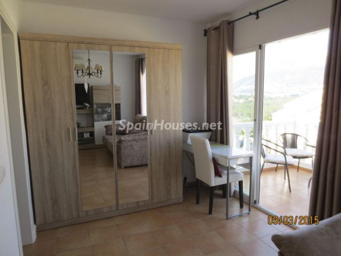 6. Duplex for sale in Calpe (Alicante)