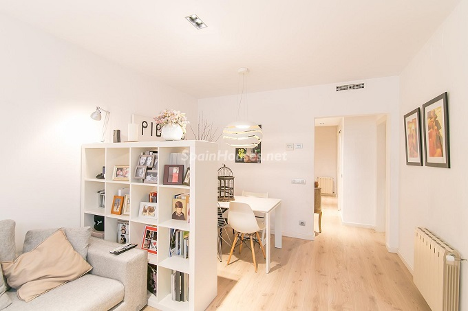 6. Flat for sale in Barcelona