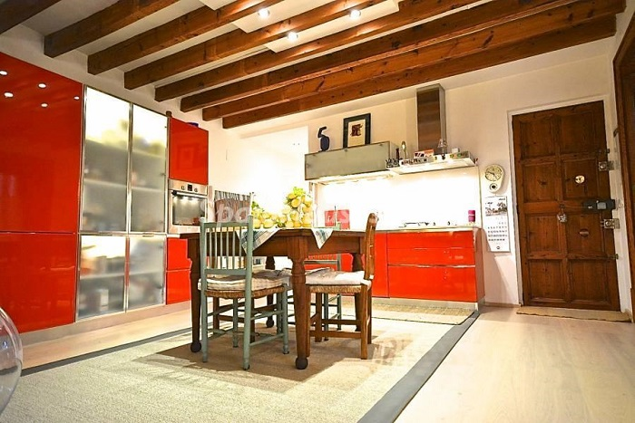 6. Flat for sale in Palma de Mallorca Balearic Islands 1 - For Sale: Eclectic Flat in Palma de Mallorca (Balearic Islands)