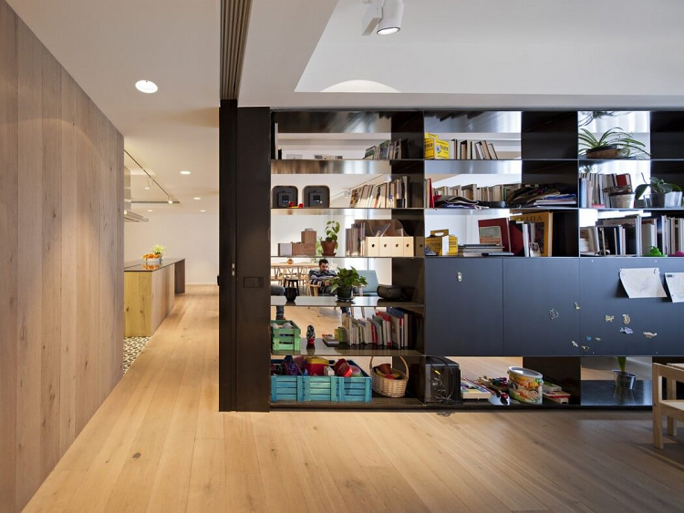 6. Flat in Logroño La Rioja - Modern Style Apartment in Logroño by n232 Arquitectura
