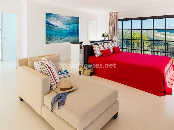 6. Holiday rental house in Ibiza (Balearic Islands)