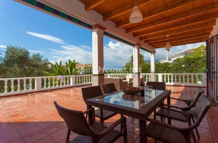 6. Holiday rental villa in Marbella (Málaga)