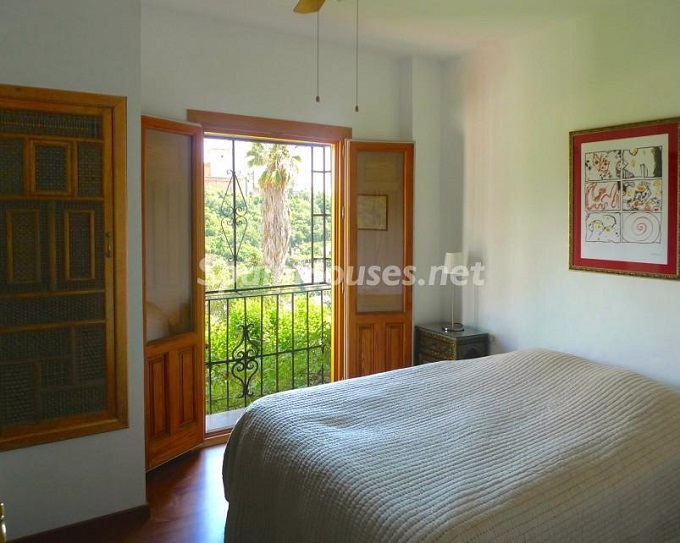 6. House for sale in Granada 3 - For Sale: House in Granada with unbeatable views to the Alhambra