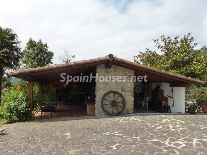 6. House for sale in Hondarribia Guipúzcoa - Charming Country House in Hondarribia, Guipúzcoa