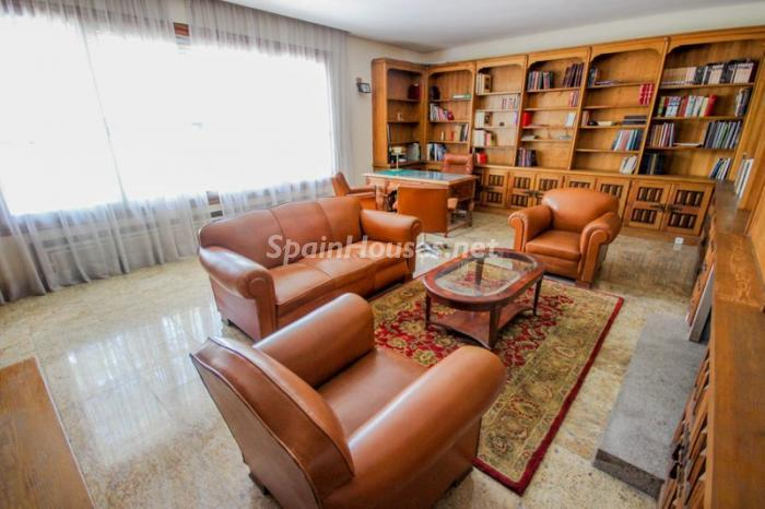 6. House for sale in Madrid3 - On the Market: Outstanding House in Madrid City