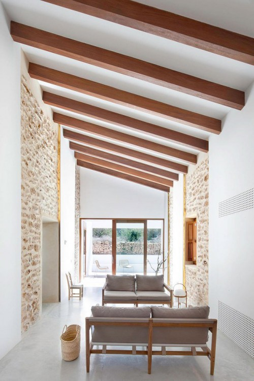 6. House in Formentera e1438155911556 - House in Formentera, Balearic Islands, by Marià Castelló