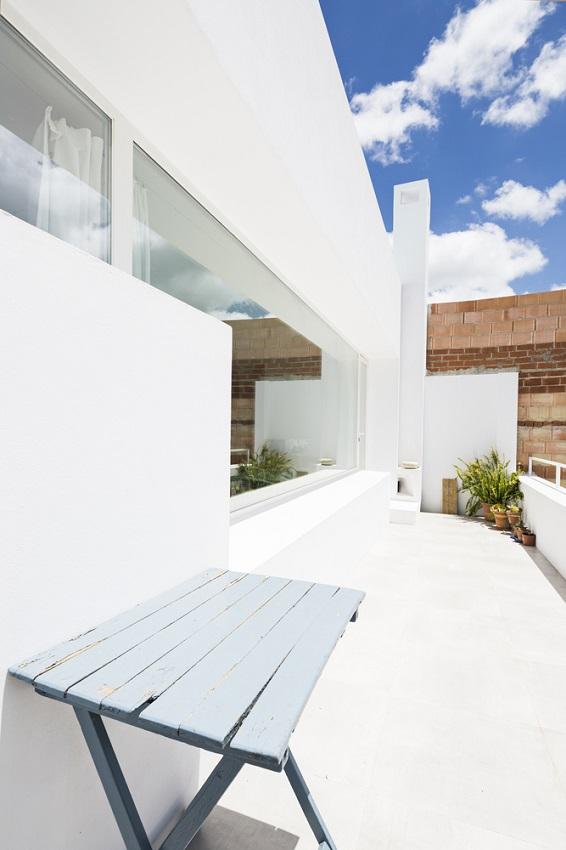 6. House in Gaucín by DTR studio architects - A single family house for a painter in Gaucín, Málaga, by DTR_studio architects