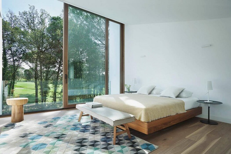 6. House in La Pineda by Jaime Prous Architects - Contemporary dwelling in La Pineda, Tarragona, by Jaime Prous Architects