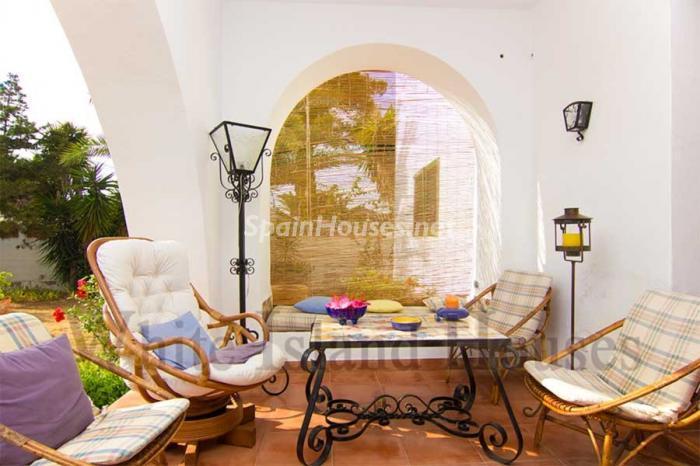 6. House in Sant Antoni de Portmany - Mediterranean Style House for Sale in Sant Antoni de Portmany, Ibiza