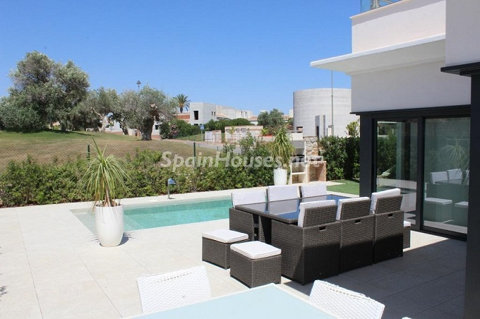 6. House in Sucina Murcia - For Sale: Brand New Home in Sucina, Murcia