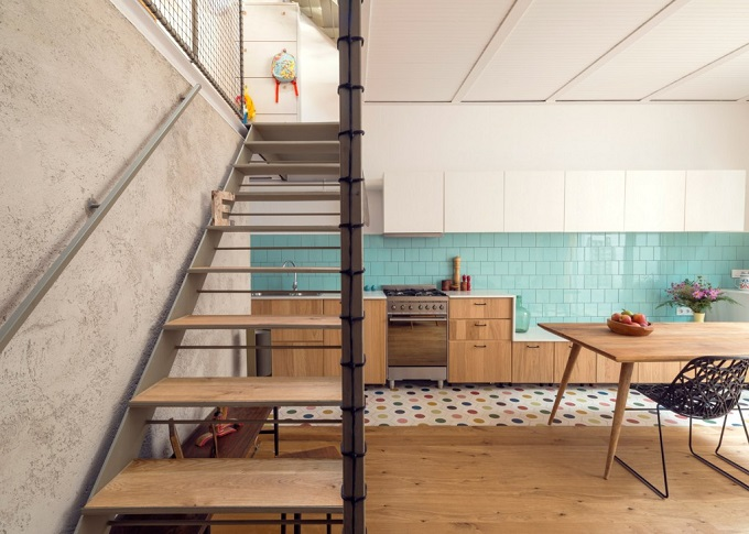 6. House reno in Barcelona by Nook Architects - House Renovation in Barcelona by Nook Architects
