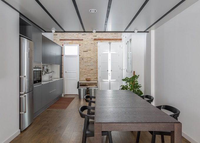 6. Loft renovation in Valencia
