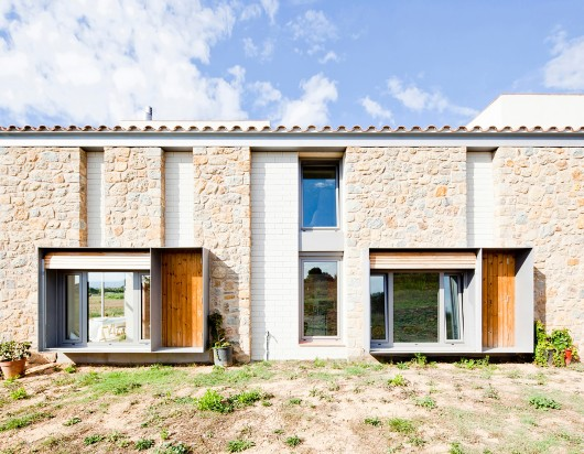 6. MMMMMS House - MMMMMS House by Anna and Eugeni Bach, in Girona