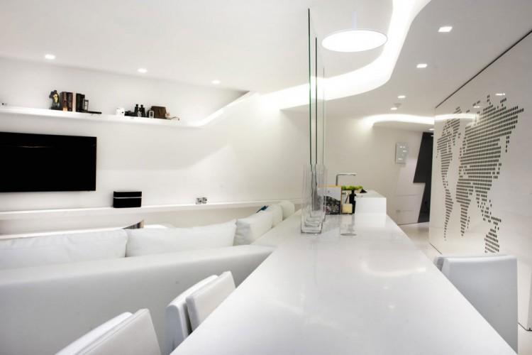6. Madrid Penthouse