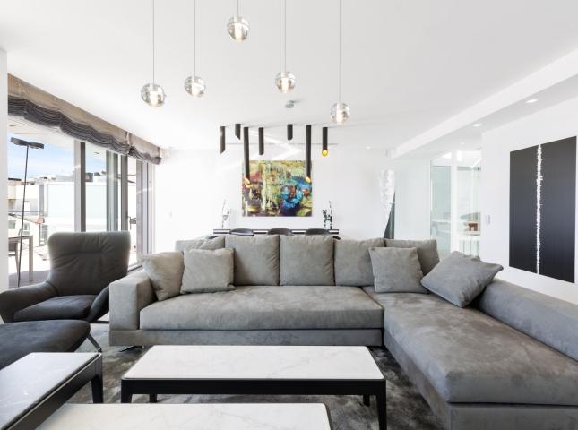 6. Portixol Penthouse by Bornelo Interior Design - Penthouse in Palma de Mallorca designed by Bornelo