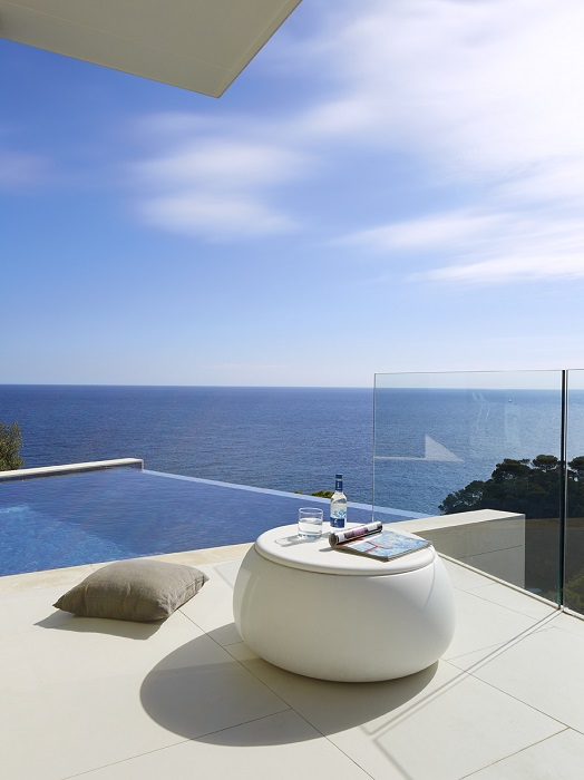 6. Seaside residence in Girona
