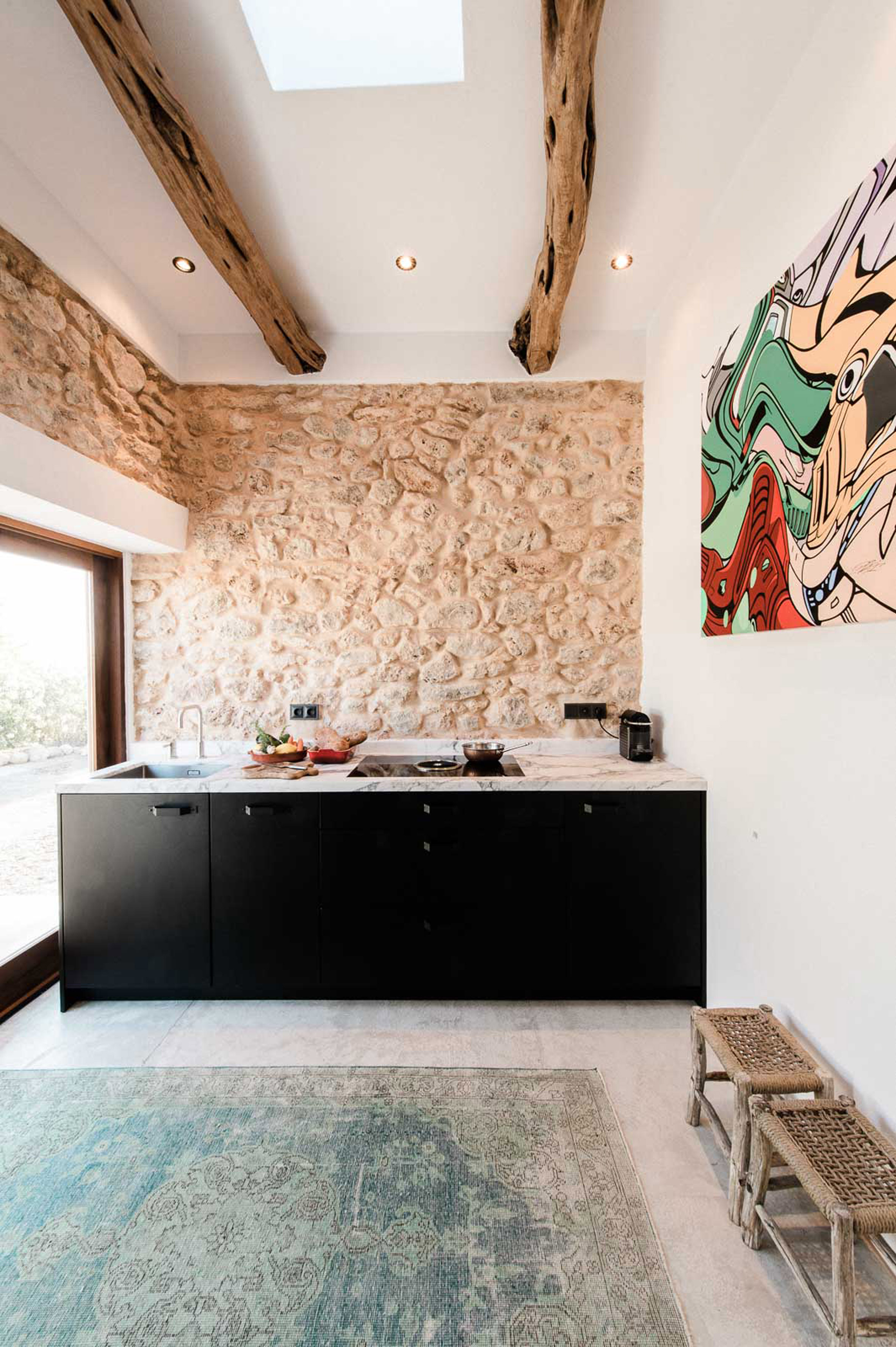 6. Transformation from stable to guesthouse in Ibiza by Standard Studio - Transformation from stable to guesthouse in Ibiza by Standard Studio